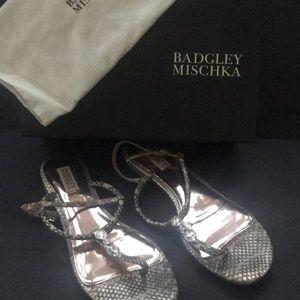 Badgley Mischka Amex Sandal